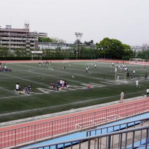 大学サッカー部での真向法講習会