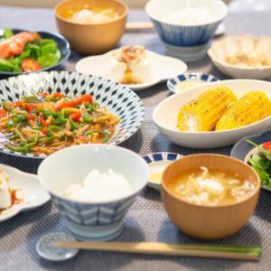 低脂質な青椒肉絲と手抜きメシ。最近、献立や料理が面倒なワケ。