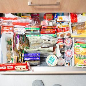台風の停電に備えて。1食脂質10g以下の低脂質なレトルトやインスタント食品
