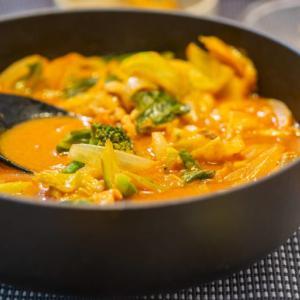 無印良品「ビスク鍋」2019年も販売!低脂質な鍋料理と箸休め。