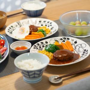 [低脂質なレトルト食品]神戸三田屋さんのハンバーグは脂質低めでした。