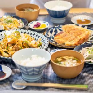 [低脂質な手抜きごはん]鍋と冷凍食品とレトルトとチルドで乗り切る夕食作り