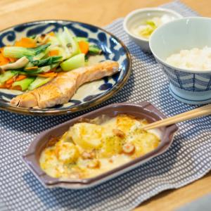 低脂質な簡単ひとりごはん。冷食・レトルト・麺類多め。