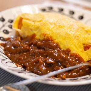 [低脂質レシピ]ハウスのハッシュドビーフとオムハヤシの脂質