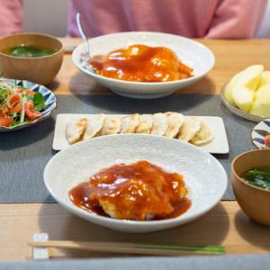 [低脂質レシピ]天津飯て脂質高い?お家で作る低脂質な天津飯
