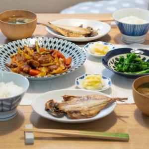 [低脂質レシピ]アジの脂質は刺身と塩焼きと干物で全然変わる件