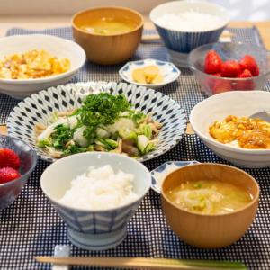 [低脂質レシピ]麻婆豆腐の脂質と&ほぼ脂質ゼロのおかず