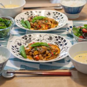 キットオイシックスで低脂質なレシピ:洋風な魚料理とクリームスープ