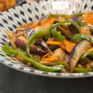 [低脂質レシピ]茄子の味噌炒めや麻婆茄子を低脂質に作るには?