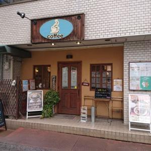肉肉しいハンバーグランチ 野田屋町カフェ!!
