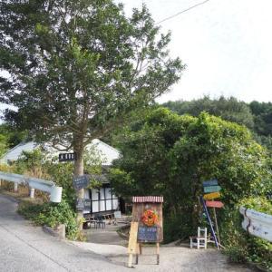 金山寺の古民家でモーニングセット tamago farm!!