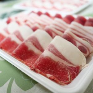 猪肉で生姜焼き丼 自宅ランチ!