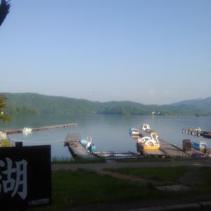 爆釣 檜原湖