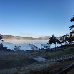 2020 10月21日(水)【桧原湖南部】G-目黒 情報