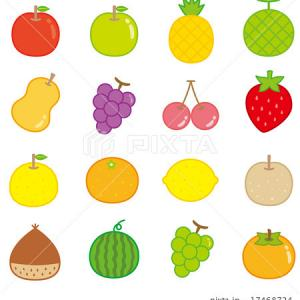 【日常の事】 果物の日本各地生産量ランキング