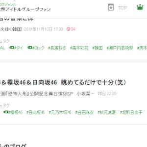 祝 女性アイドルグループファンジャンル 49位