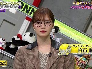 【配信】全力!脱力タイムズ 白石麻衣 200221
