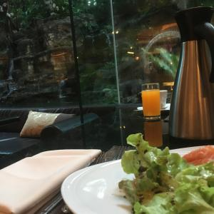 バンヤンツリーバンコクの朝食ビュッフェが変わった?