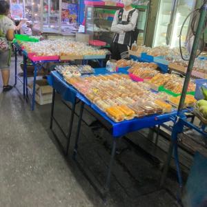 タイ人はココナッツが大好き!カノムガティソッ(ト)