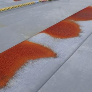 屋根塗装 1