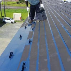 屋根塗装 3