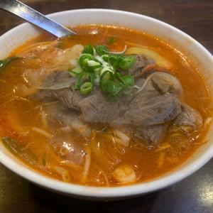 永康街のベトナム料理屋さん