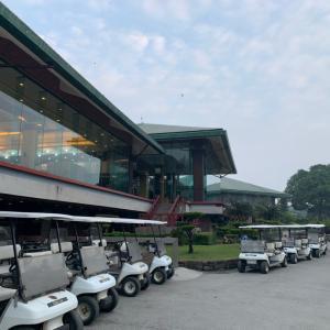 山湖観ゴルフ場