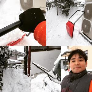 【会津で冬季の腰痛にご用心です】