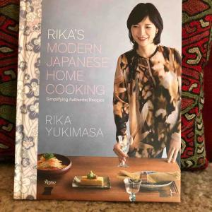 RIKA'S   MODERN JAPANESE HOME COOKING  Sinplifying Authentic Recipies  RIKA YUKIMASA