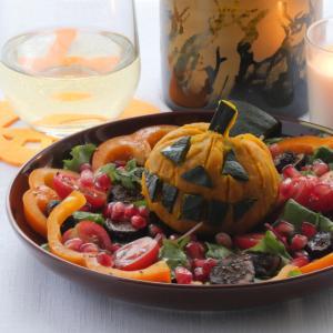 ワイン3本もらえる!ハロウィンパーティーはカリフォルニアワインで乾杯!  オンライン料理教室  10月24日(土)参加応募受付中。10/16(金)23:59まで