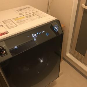 ドラム式洗濯機を買って1ヶ月経ったので、メリット・デメリットを書く