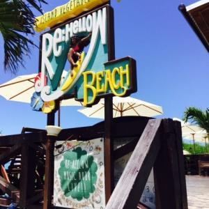 石垣島・島野菜が美味しい海が見えるカフェ「Re:HELLOW BEACH(リハロウ ビーチ)」