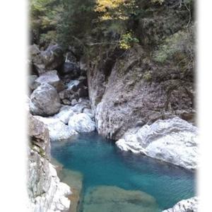 三重県 大杉谷から大台ケ原3