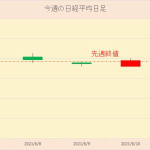 今週の日本株 2021年6月12日
