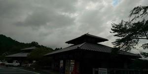 2019年8 月14日18時の奈良県月ヶ瀬の台風前の様子