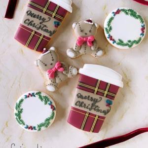 2019年♡クリスマスのクッキー