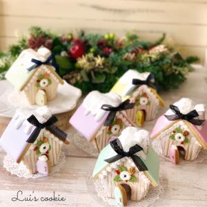 ヘクセンハウス と共に、メリークリスマス♡