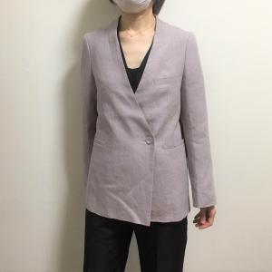 お気に入りのジャケットをもとにオーダー♪東京(6/10-14)名古屋(6/1-9・15-23・29-30)