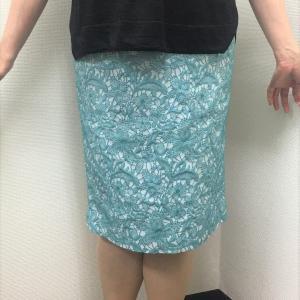 インポートの刺繍生地でスカートオーダー!東京(8/5-9・26-30)名古屋(8/1-5・9-25・30-31)