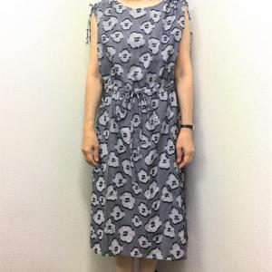 気になるお洋服の画像からコットンストライプのワンピースオーダー♪東京(9/9-13・23-27)名古屋(9/1-9・13-23・27-30)