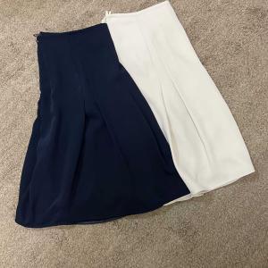 お気に入りスカートを送って色違いでコピーオーダー!