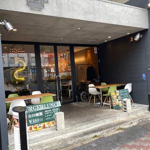 The Burger Stand N's ハンバーガー @千種区池下駅 ~ランチにて~