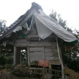 文殊山本堂建て替え工事