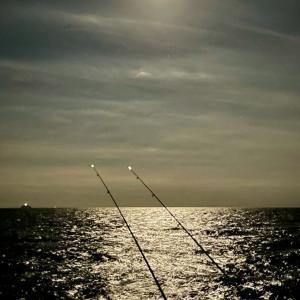 久々の夜釣りと頂き物(^^♪