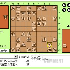 第45期岡田美術館杯女流名人戦~第3局~