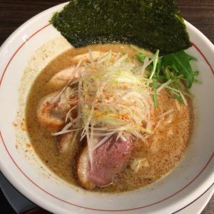 トリカヂイッパイ@奈良県生駒市  味噌らーめん+鴨チャーシュートッピング