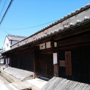 奈良のかくれ里?山合に佇む古い町並みを歩く
