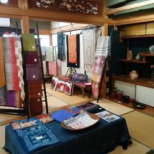 大和郡山で初めてのアジアの手仕事展
