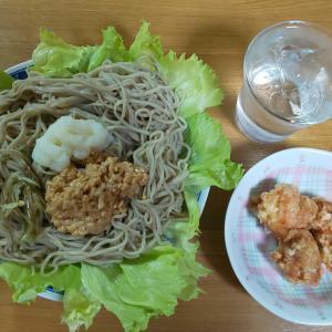 今日も北海道産の新蕎麦!!