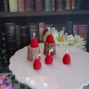 明日は可愛いお菓子を作りますよ~
